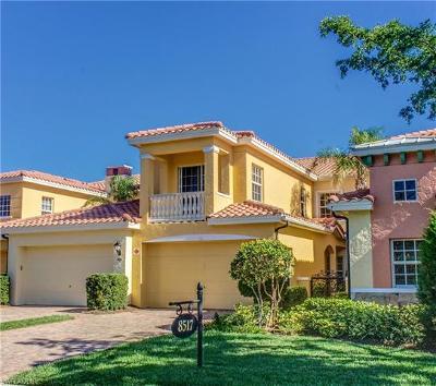 Estero Condo/Townhouse For Sale: 8517 Via Garibaldi Cir #202