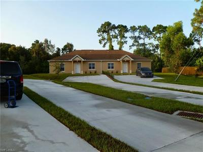 Fort Myers Single Family Home For Sale: 9226 Tangelo Blvd