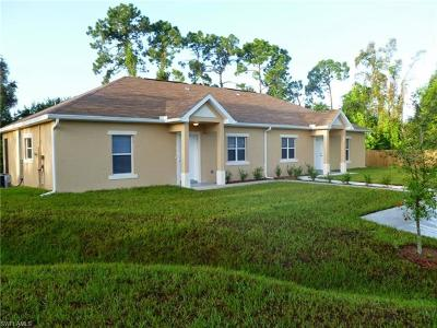 Fort Myers Multi Family Home For Sale: 9226/9230 Tangelo Blvd