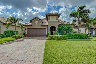 Estero Single Family Home For Sale: 20135 Corkscrew Shores Blvd