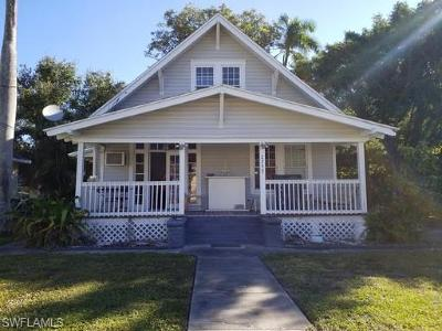 Fort Myers Multi Family Home For Sale: 2257 Euclid Ave
