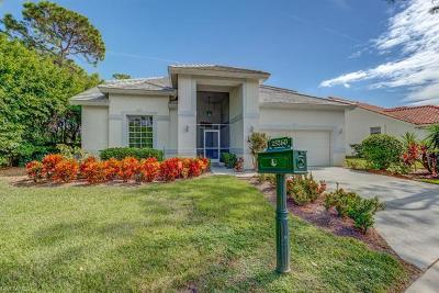 Bonita Springs Single Family Home For Sale: 25260 Bay Cedar Dr
