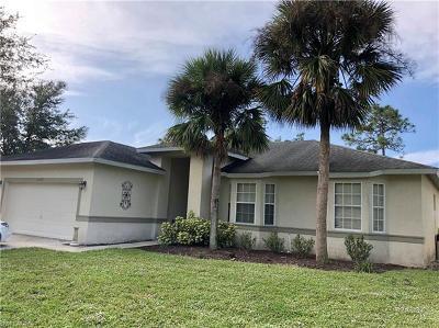 Bonita Springs Single Family Home For Sale: 25683 Old Gaslight Dr