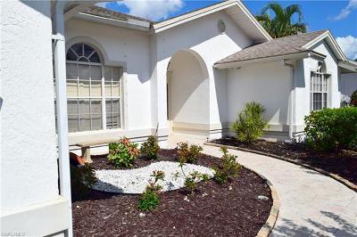 Estero Single Family Home For Sale: 22783 Fountain Lakes Blvd