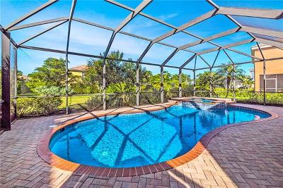 Fort Myers Single Family Home For Sale: 16512 Whispering Trace Ct