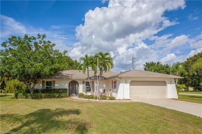 Bonita Springs Single Family Home For Sale: 3524 Bailes St