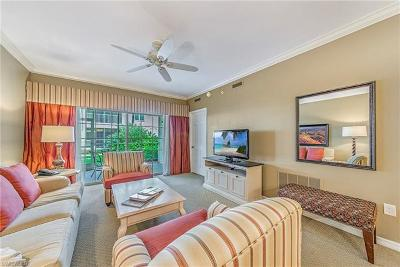 Naples Condo/Townhouse For Sale: 221 S 9th St #105