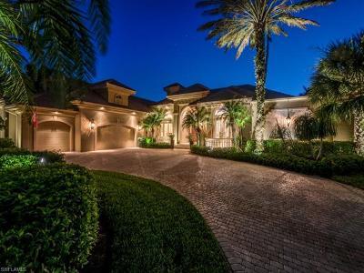 Bonita Springs Single Family Home For Sale: 3661 Bay Creek Dr