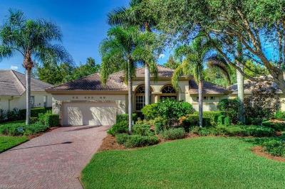 Estero Single Family Home For Sale: 20048 Buttermere Ct