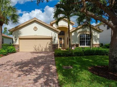 Estero Single Family Home For Sale: 21881 Longleaf Trail Dr