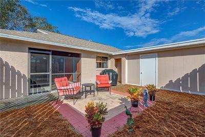 Bonita Springs Single Family Home For Sale: 27671 Arroyal Rd #107