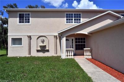 Fort Myers Single Family Home For Sale: 18425 Iris Rd