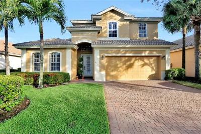 Estero Single Family Home For Sale: 9120 Falling Leaf Dr