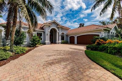 Estero Single Family Home For Sale: 22351 Banyan Hideaway Dr