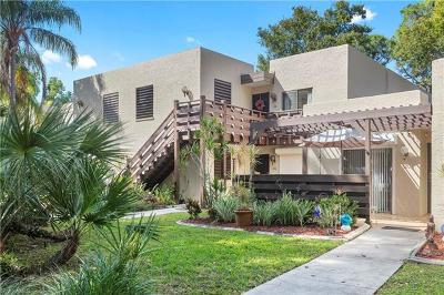 Fort Myers Condo/Townhouse For Sale: 118 Pinebrook Dr