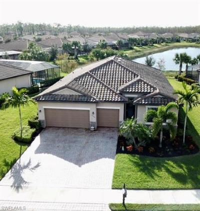 Estero Single Family Home For Sale: 20234 Cypress Shadows Blvd