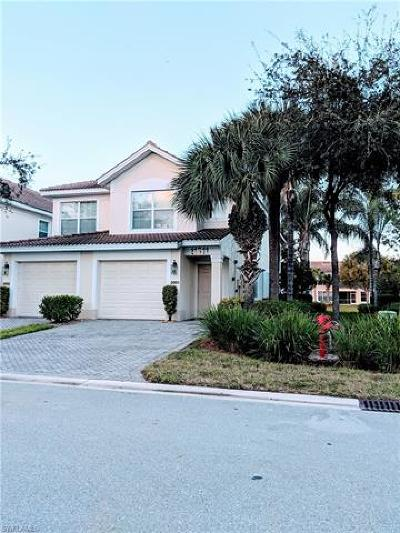 Fort Myers Single Family Home For Sale: 11611 Navarro Way #2001