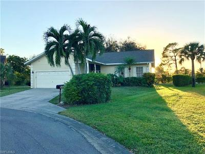 Naples Single Family Home For Sale: 3666 Kent Dr