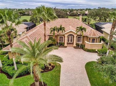 Estero Single Family Home For Sale: 10040 Idle Pine Ln