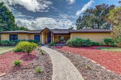 Fort Myers Single Family Home For Sale: 3644 Putter Point Ln