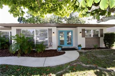 Fort Myers Single Family Home For Sale: 2442 Ivy Ave
