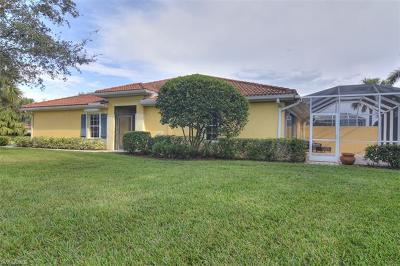 Fort Myers Single Family Home For Sale: 10551 Diamante Way