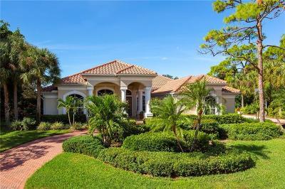 Bonita Springs Single Family Home For Sale: 24930 Goldcrest Dr