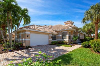 Bonita Springs Single Family Home For Sale: 25270 Galashields Cir