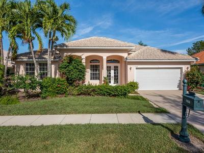 Naples Single Family Home For Sale: 1532 Serenity Cir