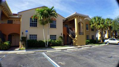 Fort Myers Condo/Townhouse For Sale: 4172 Castilla Cir #106