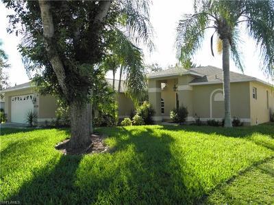 Bonita Springs Single Family Home For Sale: 4109 Dahoon Holly Ct