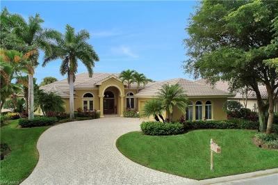 Estero Single Family Home For Sale: 23004 Shady Knoll Dr