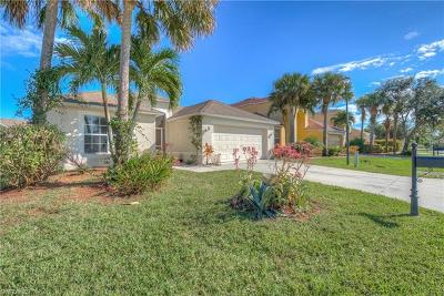 Fort Myers Single Family Home For Sale: 9542 Lassen Ct