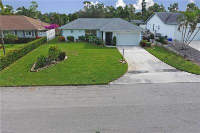 Bonita Springs Single Family Home For Sale: 27280 Barbarosa St