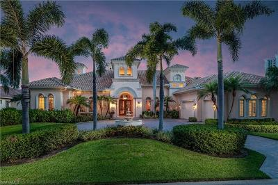 Bonita Springs Single Family Home For Sale: 23851 Tuscany Way