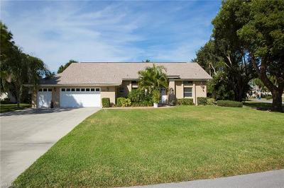 Bonita Springs Single Family Home For Sale: 9890 El Greco Cir
