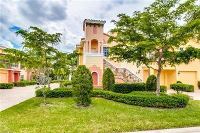 Estero Condo/Townhouse For Sale: 8621 Piazza Del Lago Cir #202