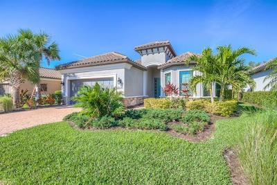 Estero Single Family Home For Sale: 23782 Pebble Pointe Ln