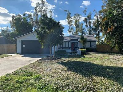 Fort Myers Single Family Home For Sale: 17192 Phlox Dr