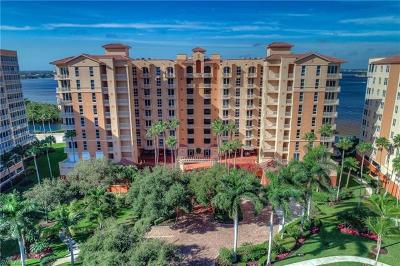 Fort Myers Condo/Townhouse For Sale: 14220 Royal Harbour Ct #507