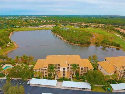 Estero Condo/Townhouse For Sale: 4650 Turnberry Lake Dr #305