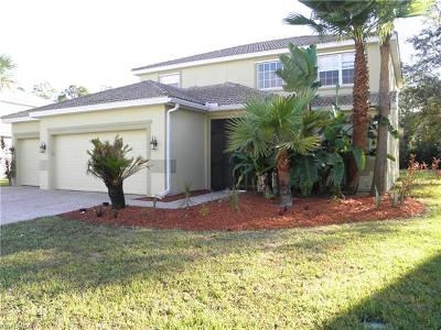 Fort Myers Single Family Home For Sale: 13405 Little Gem Cir
