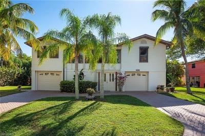 Bonita Springs Single Family Home For Sale: 5751 Marimin Dr