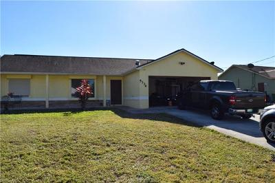 Naples Single Family Home For Sale: 5336 SW 19th Ave