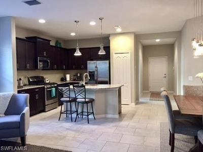 Estero Single Family Home For Sale: 21542 Cascina Dr