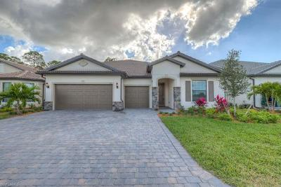 Fort Myers Single Family Home For Sale: 9011 Holden Dr