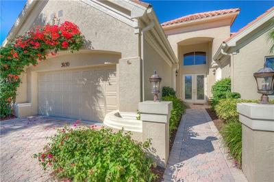 Bonita Springs Single Family Home For Sale: 3430 Riviera Lakes Ct