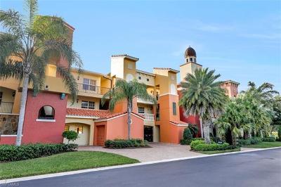 Estero Condo/Townhouse For Sale: 8581 Via Garibaldi Cir #303