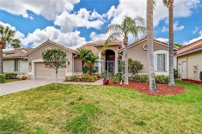 Estero Single Family Home For Sale: 20408 Foxworth Cir
