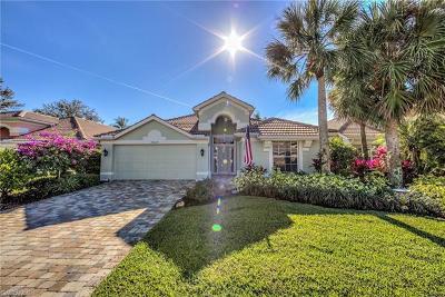 Estero Single Family Home For Sale: 23609 Stonyriver Pl